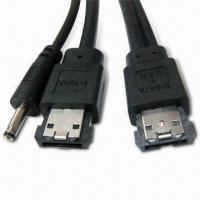 Quality eSATA Cable, Customized Cables are Accepted wholesale