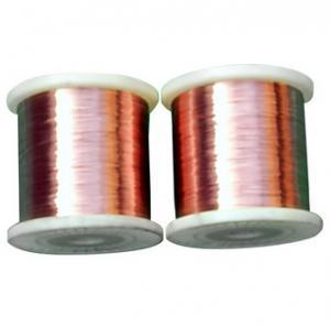 China CuNi1 Wire 210 MPA 0.03mm Soft Copper Aluminium Nickel Alloy on sale