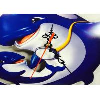 Quality Contemporary Art Multi Picture Frame Clocks Photo Wall Clock , Eco - Friendly wholesale