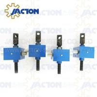 Quality Height Adjustable JTCH50 50kn electric screw jacks with DC motor for lifting table set wholesale