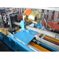 Quality Octagon / Octangular Pipe Roll Forming Machine 8m/min Forming speed wholesale