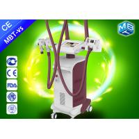 Quality High Technology four handpeices effective cavitation weight loss machine FOR Fat Frezze wholesale