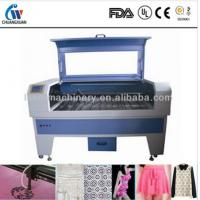 China CO2 laser cutting machine price on sale