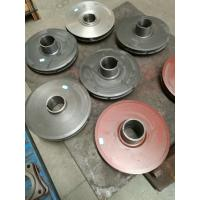 Quality Casting Stainless Steel Centrifugal Pump Impeller Customized Size Open Type wholesale