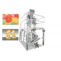 Quality 1 KG Food Packing Machine with PLC System Electric Driven Type wholesale