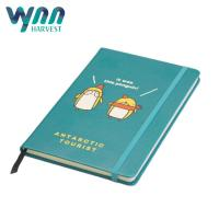 Buy cheap Notepad A4 Custom Hardcover Notebook For School Students Two Offset Paper from wholesalers