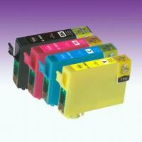 Quality Color Ink Cartridge, Compatible with Epson 19, Suitable for Epson Inkjet Printers wholesale