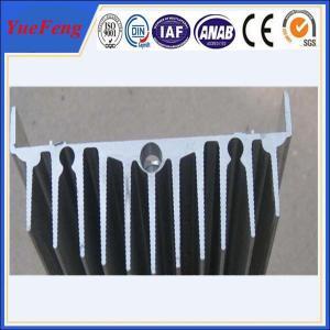 China Hot! Aluminum Heat Sink , Aluminium Heatsink Extrusions , Extruded Aluminum Heatsink on sale
