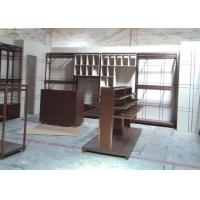 Cheap Exquisite Workmanship Wall Clothing Store Fixtures For Retail Shop Display for sale