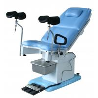 Cheap Double Control Electric Operating Table , Adjustable Medical Delivery Table With for sale
