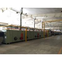 Quality Conduction Oil Heating Digital Printing Equipment Finishing Production Line For Carpet wholesale