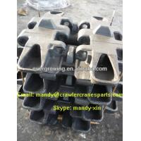Buy cheap HITACHI KH300-3 Track Shoe/Pad for crawler crane undercarriage parts product