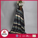 Quality European Style Fringe Pattern Design Micro Mink Blanket ,127*152cm China Hot Sale Blanket wholesale