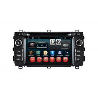 Quality Android DVD Player Toyota Auris GPS Navigation Rearview Camera Input SWC TV wholesale