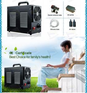 Air Cooling Household Ozone Generator , home ozone generator