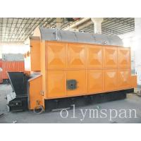 Cheap Pressure Vessel Chain Grate 20 Ton Coal And Oil Fired Steam Boiler Steam Drum for sale