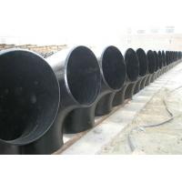 China Rolled / Forged Alloy Steel Metal Pipe Fittings F22 F91 ASTM A182 Standard on sale