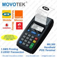 China Movotek Mobile Recharge Software Wireless POS for Vodacom Airtime Topup on sale