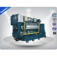 Quality Low Fuel 120KW Natural Gas Backup Generator Air Cooled With One Year Warranty wholesale
