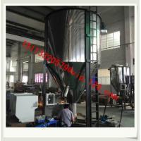 China High speed plastic raw material industrial stirrer/large drying mixer/Large Vertical Plastic Blender end users on sale