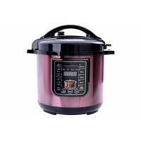 China EMC LFGB Touch Button 6 Liter Multifunction Pressure Cooker on sale