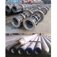 Quality 700mm / 800mm Concrete Pole Steel Mould , concrete electric poles wholesale