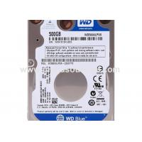 Quality 2.5 Western Digital Blue WD5000LPVX 500GB 5400 RPM 8MB SATA Laptop Hard Drive wholesale
