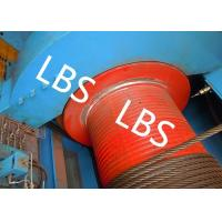 Cheap Brake Disc Offshore Marine Windlass Winch For Petroleum Drilling for sale