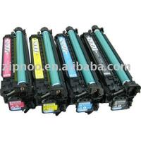 Quality CE250A color toner cartridge for use with HP CP3520/CP3525 wholesale