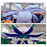Buy cheap Customized Haning Inflatable Wedding Flower for Party, Bar and Concert Decoration product