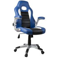 Quality PU Leather Material Adjustable Office Chair With Wheels Various Color wholesale