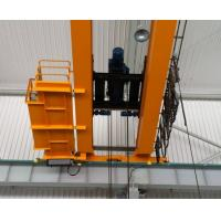 Quality Heavy Duty Wire Rope Industrial Electric Hoist For Metallurgy , 500 ton wholesale
