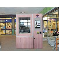 China Touch Screen Red Wine Vending Machine For Street , Juice Vending Machine on sale