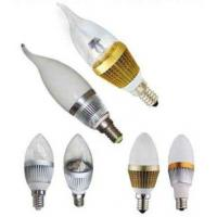 Buy cheap 3W LED Candle Light Bulb PSE CE RoHS product