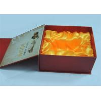 Quality Electronic Products / Wine Printed Gift Boxes With Plastic Tray 250gram / 300gram wholesale