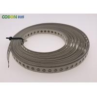 Quality Construction Perforated Duct Hanger Strap  For Hanging Large Sized Pipes wholesale
