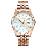 China Wholesale fashion Stainless Steel Men Quartz Wrist luxury Watches for sale