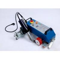 Buy cheap Vinyl Banner Welding Machine / Hot Air PVC Seaming Machine Multiple Function from wholesalers