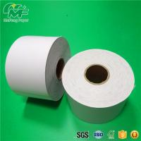 China Thermal Receipt Paper white color and free samples cash register paper roll on sale