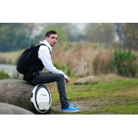 Quality Rechargeable Battery operated Electric Standing Unicycle built-in Bluetooth 4.0 wholesale