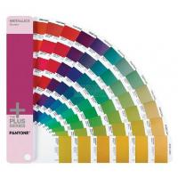 Quality 2014 Version PANTONE metallic formula guide/coated Color Card wholesale