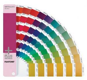 Quality 2014 Version PANTONE metallic formula guide/coated Color Card wholesale