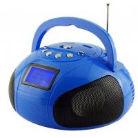 China Perfect sound quality wireless portable bluetooth boombox with USB/SD/FM/LCD Display on sale