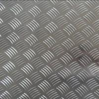 Quality 1.0 - 7.0mm Thickness 5005 Aluminum Diamond Plate Sheets Mill Finish Surface wholesale