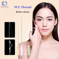 Cheap Sterile Needle Cosmetics Micro Cannulas Cog For Face Lift PCL 3d Meso Thread for sale