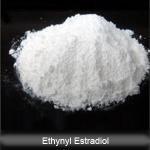 Quality 99% Purity Estrogen Steroids Ethynyl Estradiol / Ethinylestradiol CAS 151-73-5 wholesale