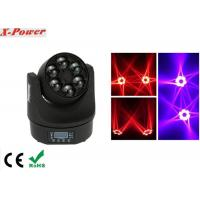Quality New Bee Eyes 4*15W RGBW Beam LED Moving Head Stage Light   X-89 wholesale