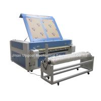 Quality Double Heads 1600*1000mm Co2 Fabric Laser Cutting Machine wholesale