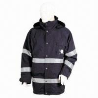 Quality 228T Nylon Taslon-coated PU Waterproof and Breathable Coat wholesale