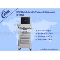 Quality High Intensity Focused Ultrasound Hifu Anti wrinkle machine With Lasting Effect wholesale